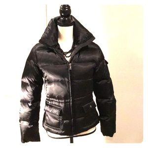 Andrew Marc down jacket with hood